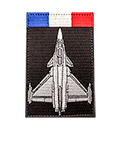 Patch Rafale tricolore - 7 euros